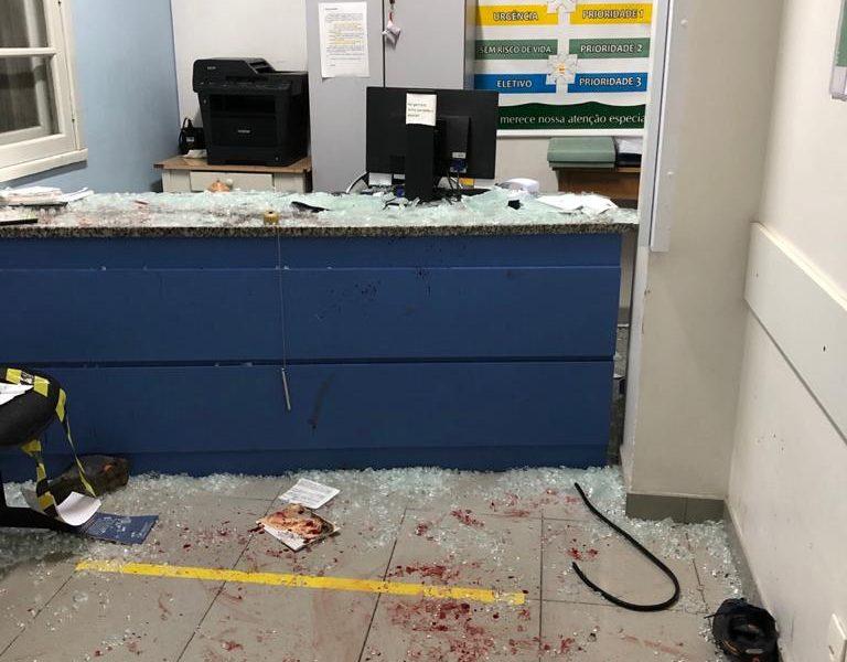 Ivoti: atendimentos no Hospital São José não foram prejudicados após briga e sangue na recepção – O Diário