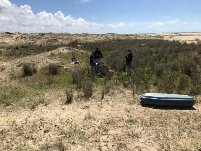 Homem é preso por estuprar e matar jovem nas dunas de praia gaúcha - Grupo O Diário