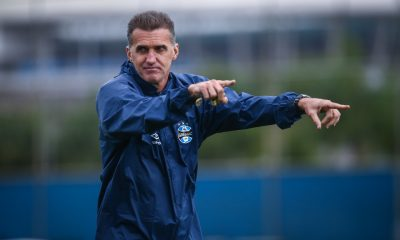 Dupla Grêmio Mancini